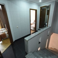 Апартаменты New House сейф в номере