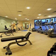 Hi Hotel Bari фитнесс-зал