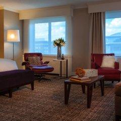 Отель Renaissance Washington, DC Downtown Hotel США, Вашингтон - 1 отзыв об отеле, цены и фото номеров - забронировать отель Renaissance Washington, DC Downtown Hotel онлайн комната для гостей фото 5