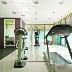 Отель Abba Huesca Уэска фитнесс-зал фото 2