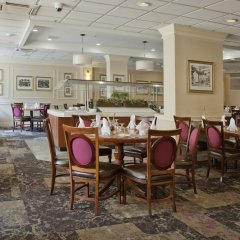 Отель Holiday Inn Washington-Central/White House питание фото 3