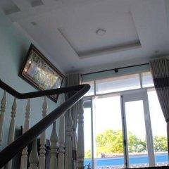 Отель Quynh Long Homestay интерьер отеля