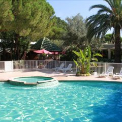 Отель Campanile Cannes Ouest - Mandelieu Канны бассейн фото 2