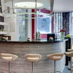 Отель IntercityHotel Wien гостиничный бар