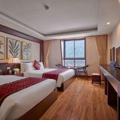 Freesia Hotel комната для гостей