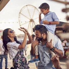 Отель DoubleTree by Hilton Dubai Jumeirah Beach детские мероприятия фото 2