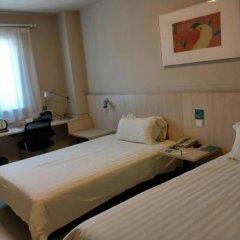 Отель Jinjiang Inn (Beijing Capital International Airport) Китай, Пекин - отзывы, цены и фото номеров - забронировать отель Jinjiang Inn (Beijing Capital International Airport) онлайн комната для гостей фото 3