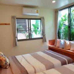Отель OYO 812 Nature House Таиланд, Бангкок - отзывы, цены и фото номеров - забронировать отель OYO 812 Nature House онлайн комната для гостей фото 5