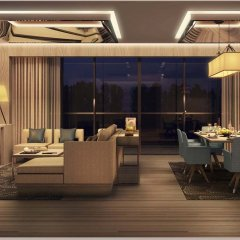Royal M Hotel & Resort Abu Dhabi интерьер отеля фото 3