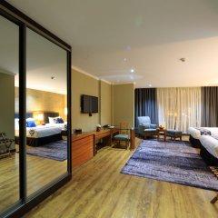 Отель Damas International Кыргызстан, Бишкек - отзывы, цены и фото номеров - забронировать отель Damas International онлайн комната для гостей фото 4