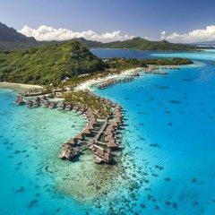 Отель Conrad Bora Bora Nui спортивное сооружение