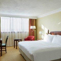 Glasgow Marriott Hotel Глазго комната для гостей фото 3