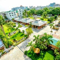 Kyi Tin Hotel балкон