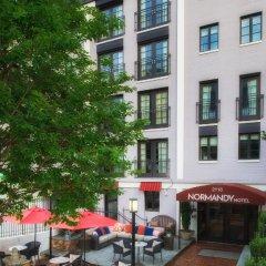 Отель The Normandy Hotel США, Вашингтон - отзывы, цены и фото номеров - забронировать отель The Normandy Hotel онлайн фото 4
