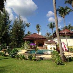 Отель Gooddays Lanta Beach Resort Таиланд, Ланта - отзывы, цены и фото номеров - забронировать отель Gooddays Lanta Beach Resort онлайн бассейн фото 2