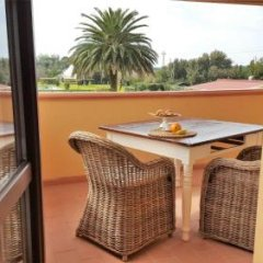 Отель Podere Conte Gherardo Марина ди Биббона балкон