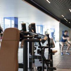 Отель Lancaster Bangkok фитнесс-зал фото 4