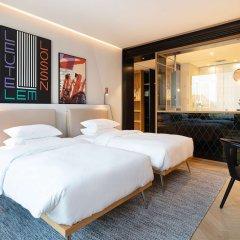 Отель Andaz Munich Schwabinger Tor By Hyatt Мюнхен комната для гостей фото 5
