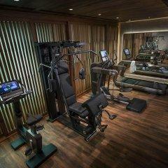 Отель Cavour Милан фитнесс-зал