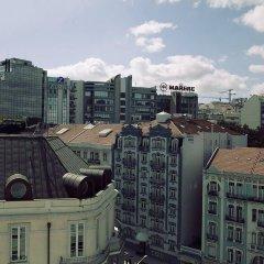Hotel Florida Лиссабон балкон