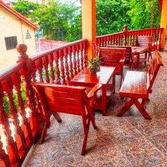 Отель Phratamnak Inn балкон