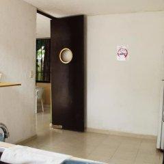 Отель Hostel Balagan Мексика, Канкун - отзывы, цены и фото номеров - забронировать отель Hostel Balagan онлайн комната для гостей фото 7