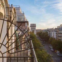 Отель Elysées Ceramic балкон