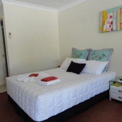 Отель Alstonville Settlers Motel комната для гостей