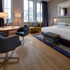 Отель Hilton Cologne фитнесс-зал фото 4