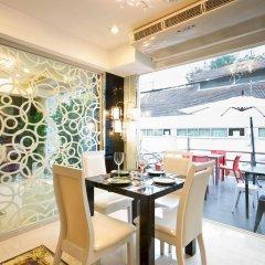 Отель Richly Villa Бангкок питание