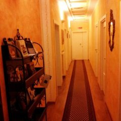 Отель Luconi Affittacamere Джези интерьер отеля фото 3