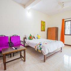 Апартаменты OYO 13211 Home Spacious Studio Morjim Beach Гоа комната для гостей фото 3