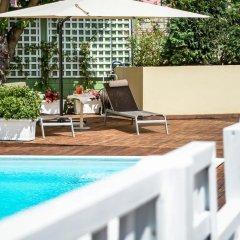 Hotel Concorde Озимо бассейн фото 3