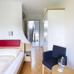 Отель Coronado Швейцария, Цюрих - 8 отзывов об отеле, цены и фото номеров - забронировать отель Coronado онлайн комната для гостей фото 5