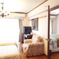 Апартаменты Umi No Mieru Apartment Центр Окинавы фото 8