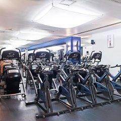 Отель SCOTSMAN Эдинбург фитнесс-зал фото 2
