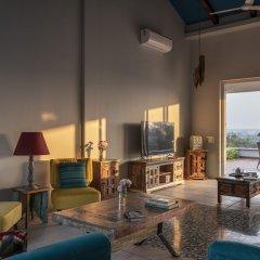 Отель Captain's Quarters by Iksha Гоа комната для гостей фото 5
