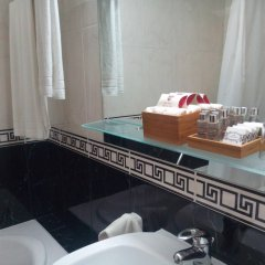 Hotel Rural Quinta do Silval ванная