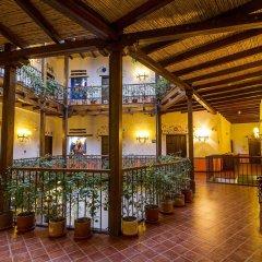 La Casona de la Ronda Hotel Boutique Patrimonial питание