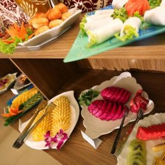 Отель Aquarius Grand Hotel Вьетнам, Ханой - отзывы, цены и фото номеров - забронировать отель Aquarius Grand Hotel онлайн питание фото 3