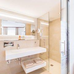 Отель Scheuble Hotel Швейцария, Цюрих - отзывы, цены и фото номеров - забронировать отель Scheuble Hotel онлайн ванная