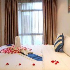 Отель iCheck inn Residences Patong 3* Стандартный номер разные типы кроватей фото 8