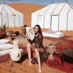 Отель Luxury Maktoub Марокко, Мерзуга - отзывы, цены и фото номеров - забронировать отель Luxury Maktoub онлайн с домашними животными