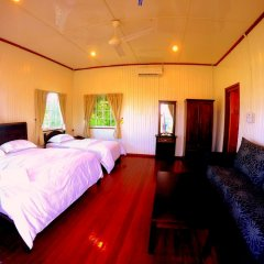 Отель Scuba Tiger Semporna Holiday Resort комната для гостей фото 5