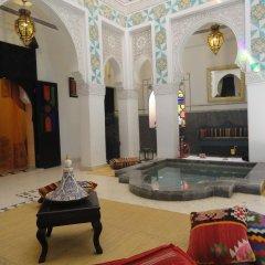 Отель Riad & Spa Ksar Saad Марокко, Марракеш - отзывы, цены и фото номеров - забронировать отель Riad & Spa Ksar Saad онлайн бассейн фото 2