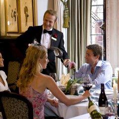 Milestone Hotel Kensington гостиничный бар