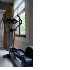 Hotel Le Tissu фитнесс-зал