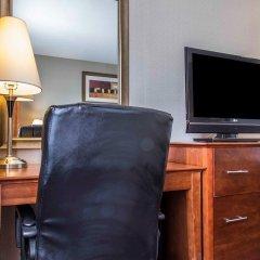 Отель Comfort Inn At LaGuardia Airport США, Нью-Йорк - отзывы, цены и фото номеров - забронировать отель Comfort Inn At LaGuardia Airport онлайн удобства в номере фото 2