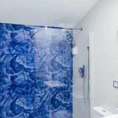 Отель Royal Suite Santander Испания, Сантандер - отзывы, цены и фото номеров - забронировать отель Royal Suite Santander онлайн ванная фото 2