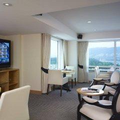 Отель Pan Pacific Vancouver Канада, Ванкувер - отзывы, цены и фото номеров - забронировать отель Pan Pacific Vancouver онлайн комната для гостей фото 3